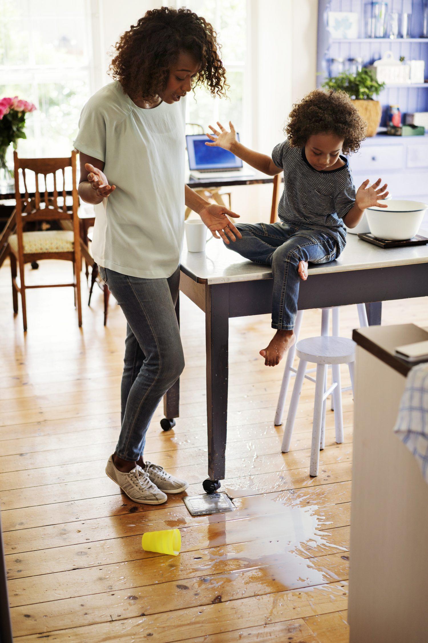 Unberechenbarer Faktor – das Leben mit Kindern