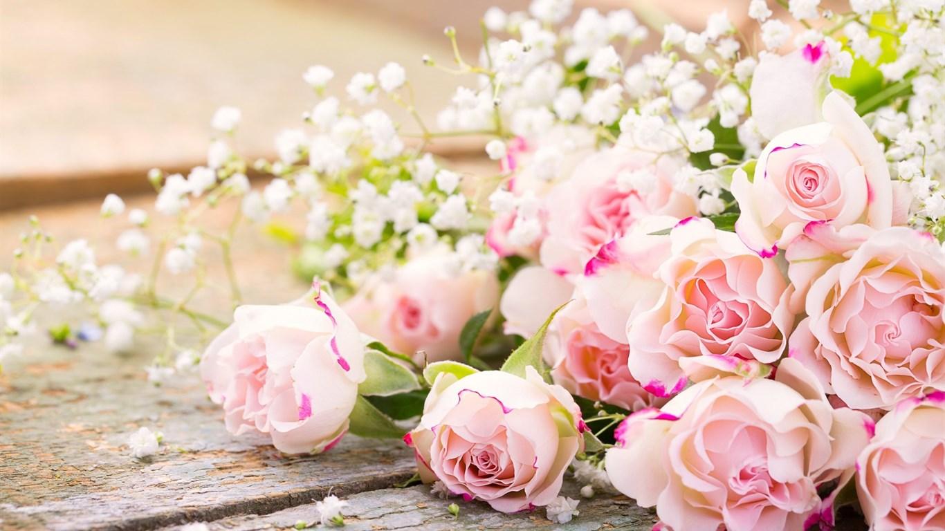 … danke für die Blumen – sie sind angekommen…